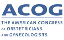 American Congress of Obstetricians and Gynecologists