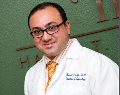 About da Vinci® Surgery - Dr Zadeh
